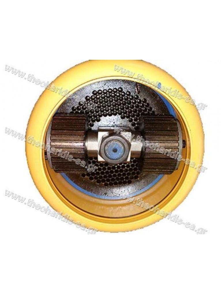 Μηχανή παραγωγής Pellets Μόνο Ξυλου 10hp τριφασική